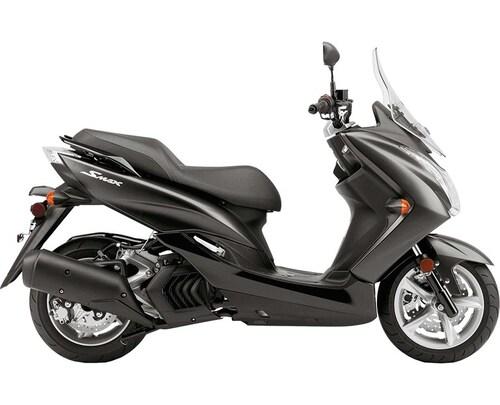 Yamaha SMAX 155
