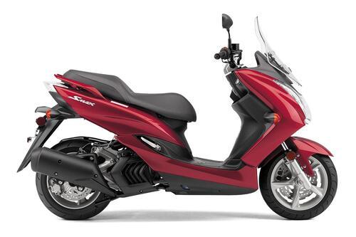 Yamaha SMAX top speed
