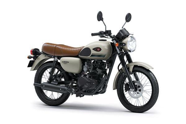Kawasaki W175 price in Singapore